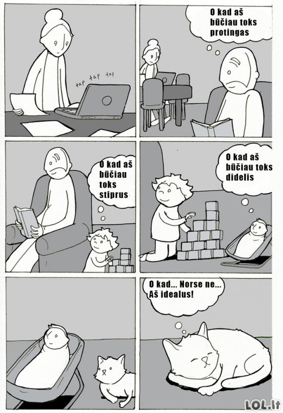 Idealus sutvėtimas