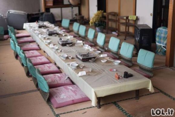 Kaip atrodo Fukušima po keletos metų...