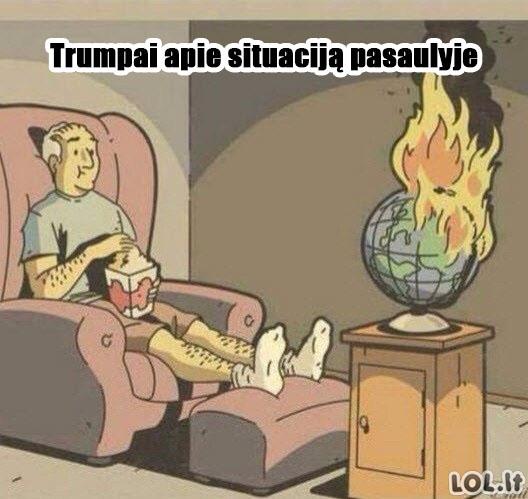 Situacija pasaulyje