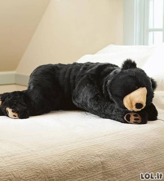 Smagiausias miegmaišis žiemai