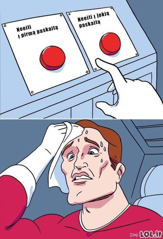 Studentų dilema