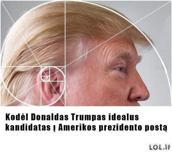 Idealus Amerikos prezidentas