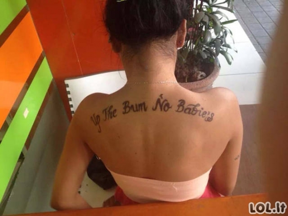Tragiškos tatuiruotės
