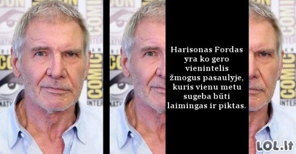 Harisono Fordo metamorfozės