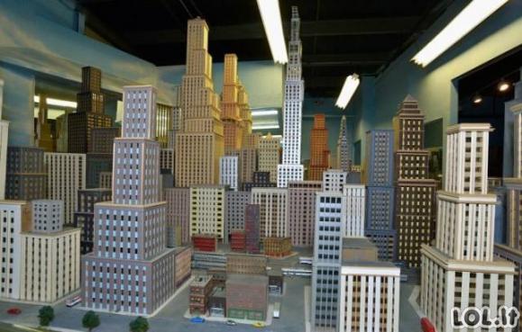 Didžiausias dirbtinis miestas pasaulyje