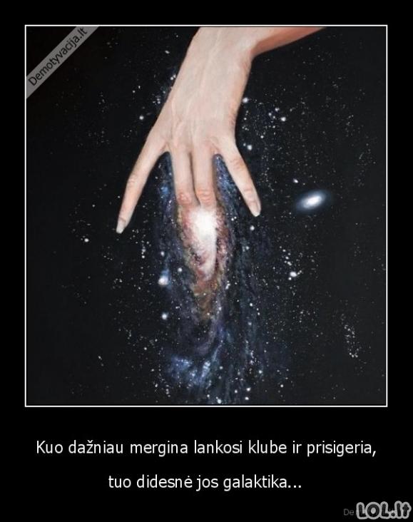 Moteriška galaktika