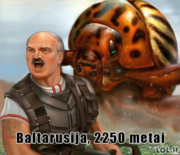 Baltarusijos ateities vizija