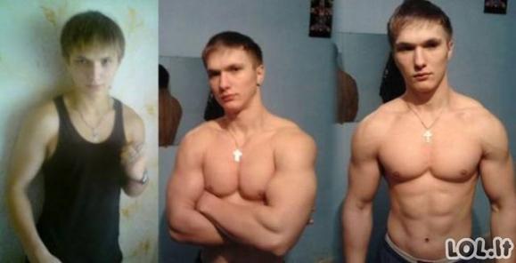Kūdenos, tapę raumeningais bičais