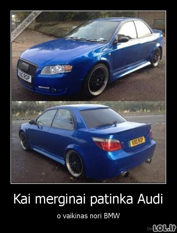 BMWAudi