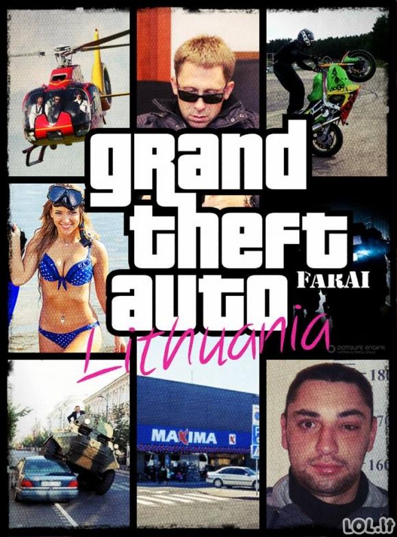 GTA: Lietuva
