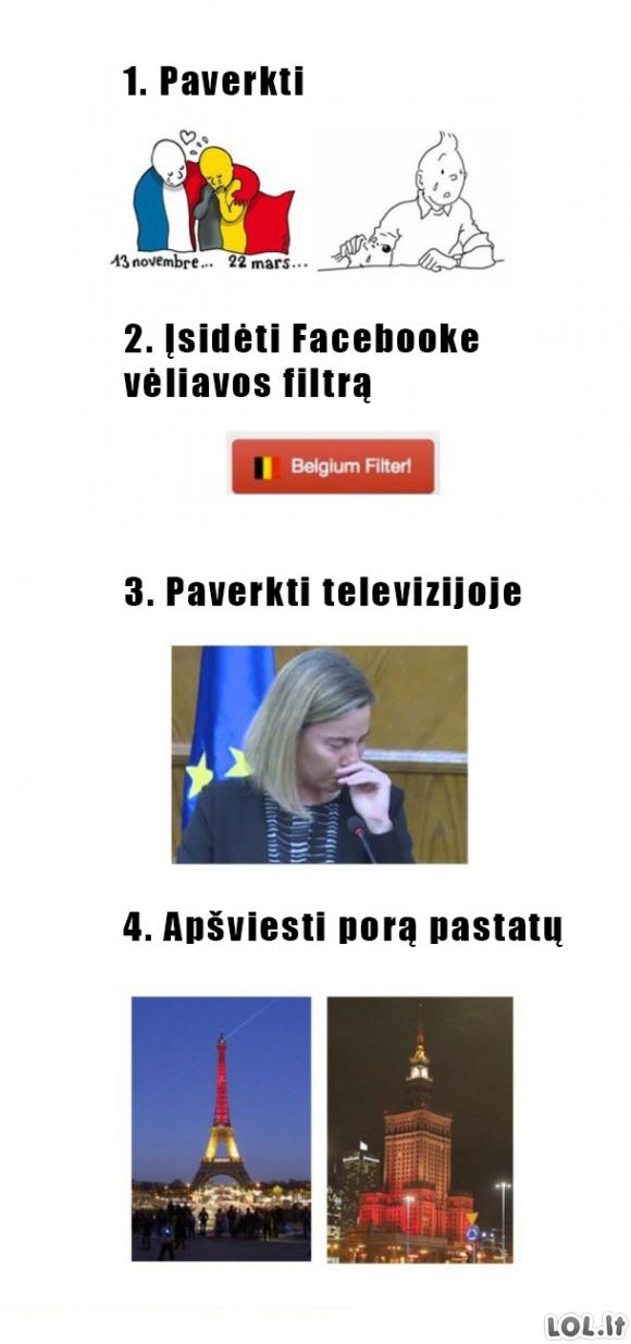 ES antiteroristinis planas