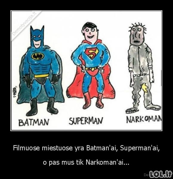 3 herojai