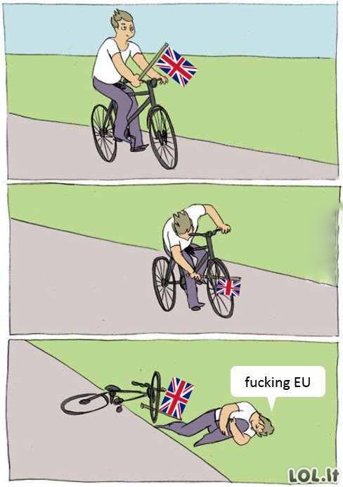 Visa tiesa apie Brexit