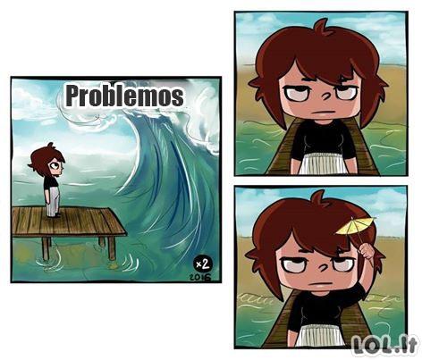 Aš vs problemos