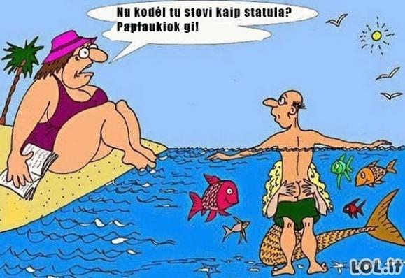 Jūros pavojai