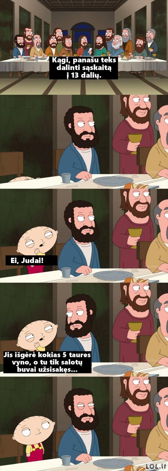 Kodėl buvo nukryžiuotas Jėzus?