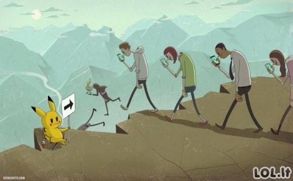 Pokemonų planas