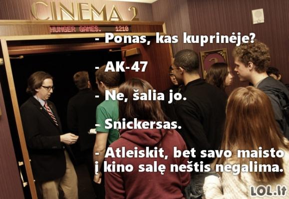 Kino teatrų logika