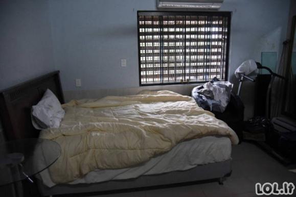 Kaip atrodo narkobarono kamera kalėjime