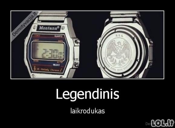 Amžinas laikrodukas