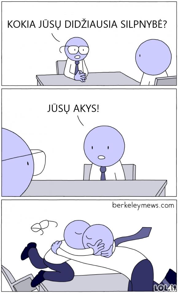 Kaip gauti norimą darbą