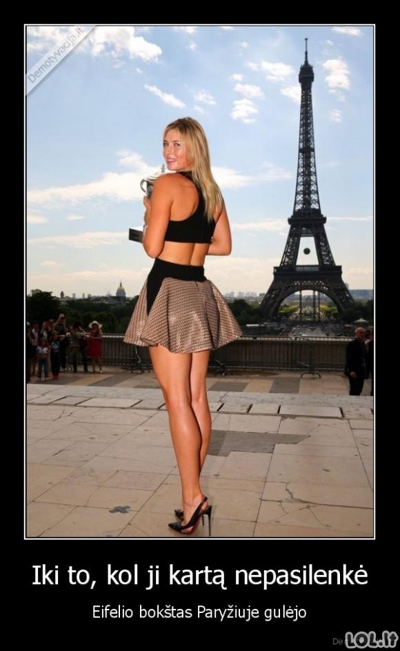 Paryžiaus praeitis