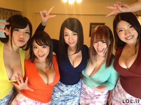 Seksualios merginos [34 FOTO]