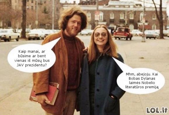 Jauni Klintonai