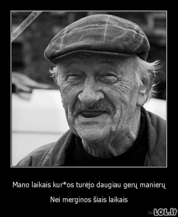 Senolio išmintis