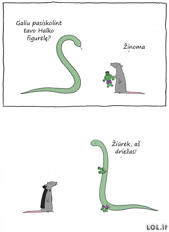 Gudri gyvatė