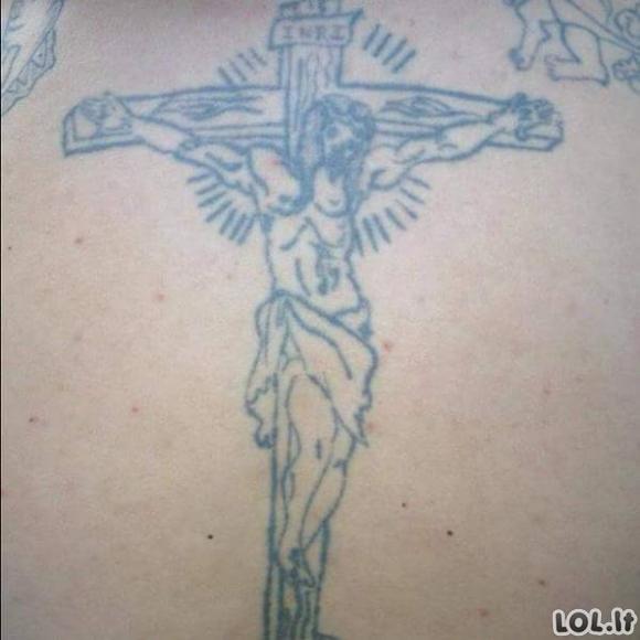Tragiškų tatuiruočių galerija