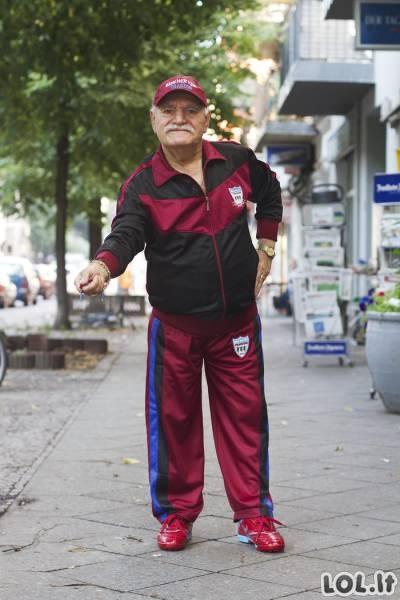 Stilingas senjoras