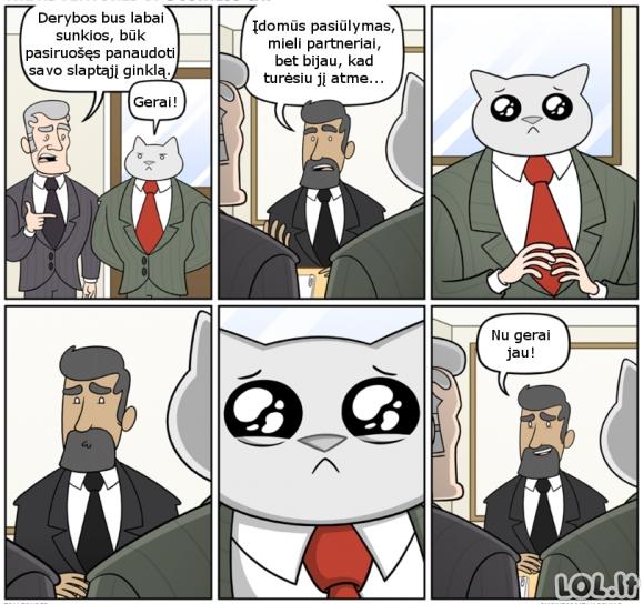 Derybų guru