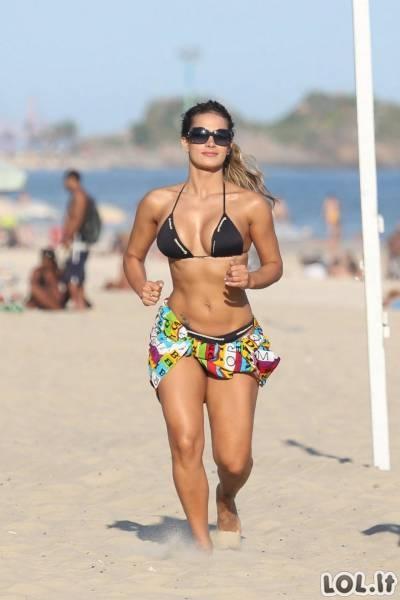 Karštos merginos brazilės