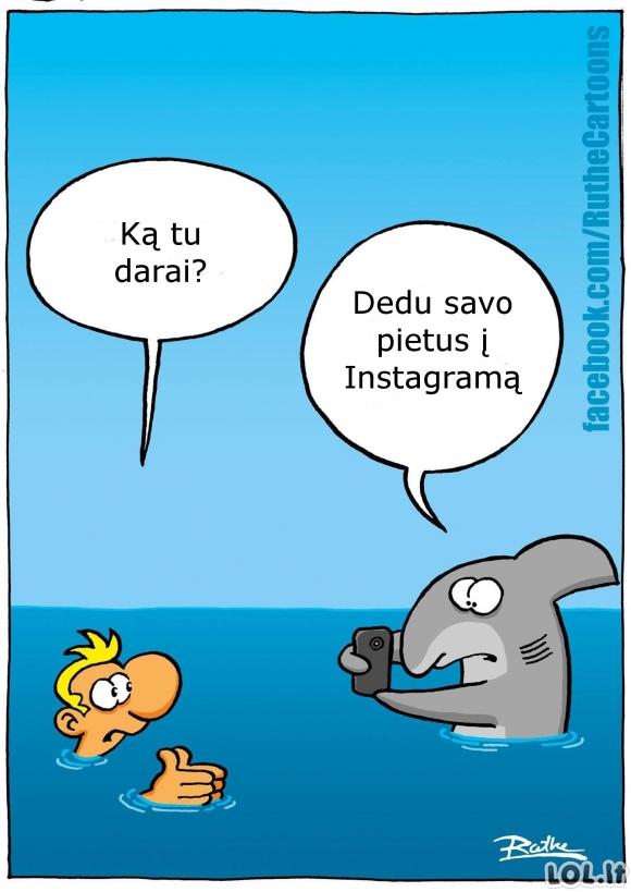 Išmanus ryklys