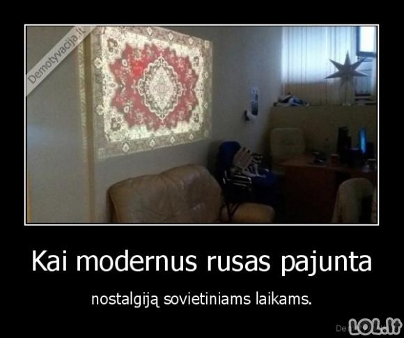 Modernus rusas