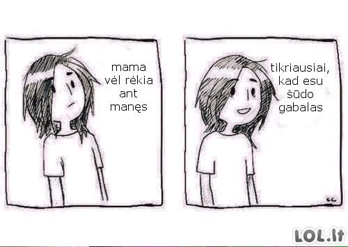 Pikta mama