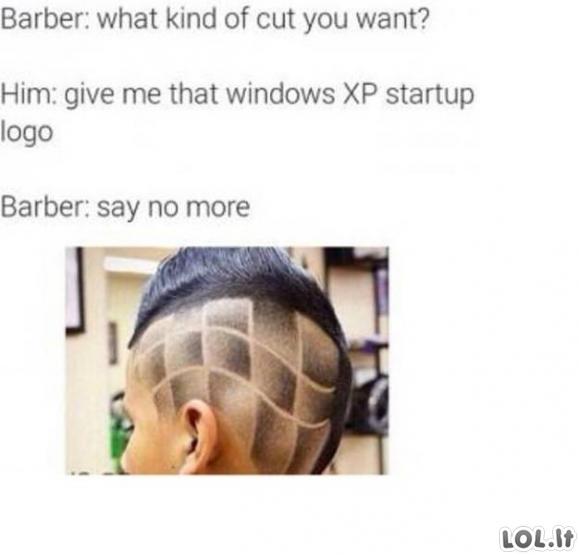 Durnos šukuosenos