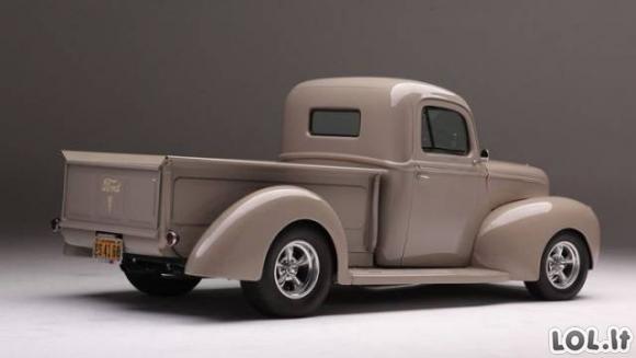 Vintažiniai ir reti automobilių modeliai