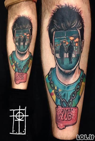 Tatuiruotės, kurių užsinorėsite ir jūs [30 FOTO]