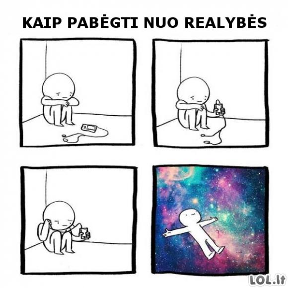 Realybė