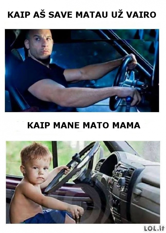 Vairavimo sugebėjimai