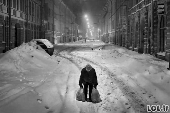 Rusija profesionalaus fotografo akimis