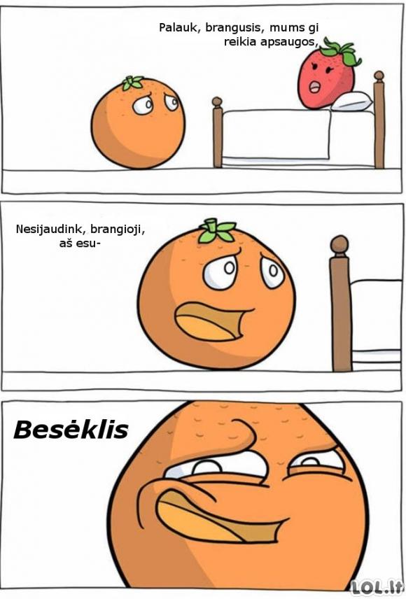 Vaisių seksas