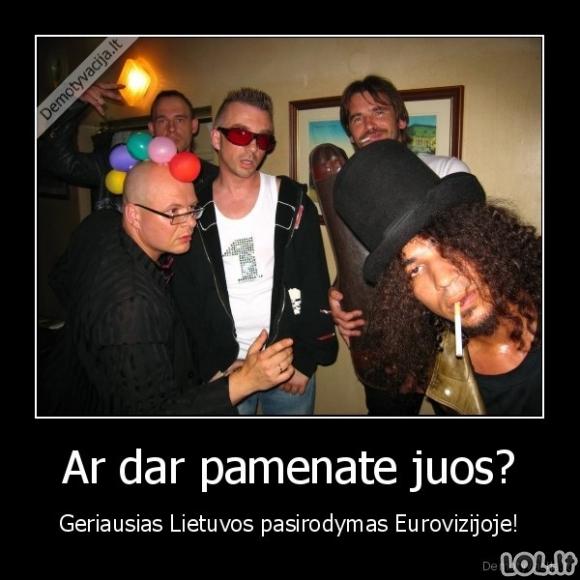 Eurovizijos legendos