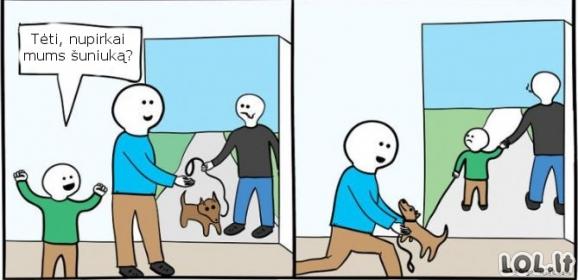 Rūpestingas tėtis