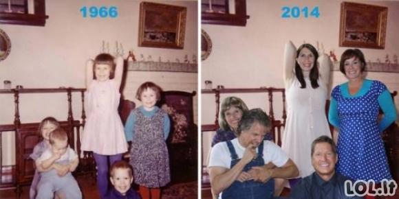 Metai jų visai nepakeitė