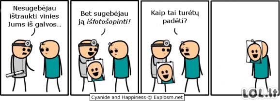 Daktaras trolis