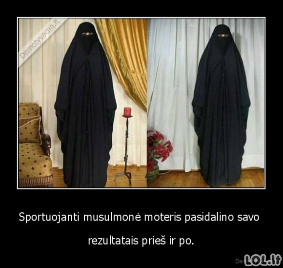 Musulmonė sportininkė