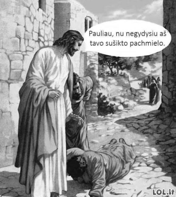 Jėzaus darbai savaitgaliais